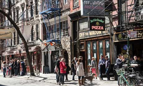 Top 10 cool hangouts in New York's Greenwich Village | Travel | The Guardian
