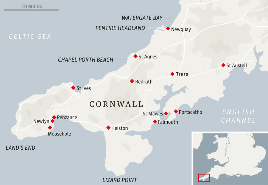 Whats New In Cornwall Holidays