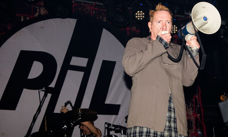 John Lydon's Public Image Limited will perform at London's HMV Forum