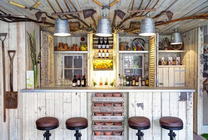 Shed bar designs modern