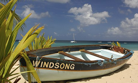 Holetown beach, Barbados