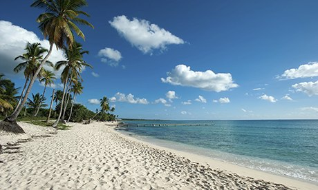 Bayahibe Beach, Dominican Republic
