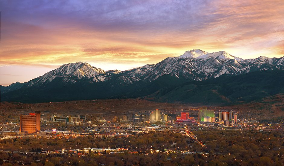 Reno and Denver: forget the resorts and stay in a US ski hub