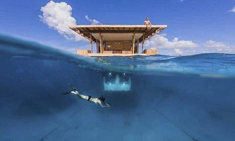 Travel news round-up: sleep underwater in Zanzibar, Zagreb mushroom museum …