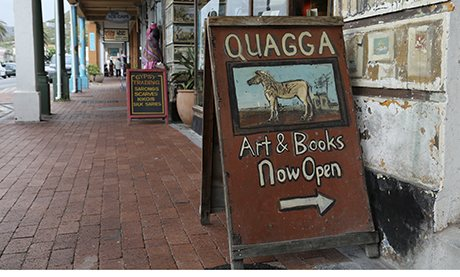 Quagga book shop
