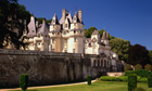 Chateau d'Usse in the Loire Valley, France.