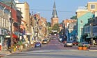 Downtown Annapolis, Maryland