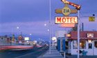 Get your kicks … Route 66 in New Mexico.