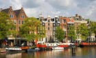 Amsterdam waterside