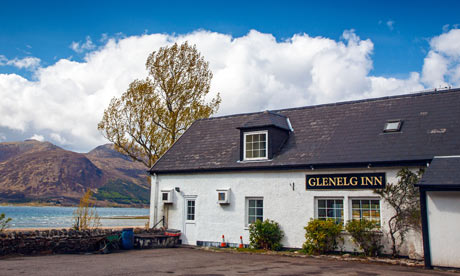 Top 10 hotels, B&Bs, hostels and campsites in Lochalsh