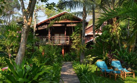 Maison Polanka, Siem Reap, Cambodia. Photograph: John W McDermott