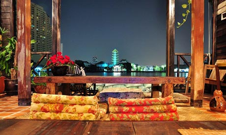 Top 10 budget hotels, hostels and apartments in Bangkok