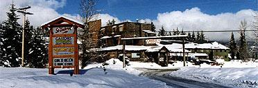 Shoestring Lodge, Whistler