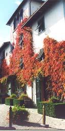 Villa Le Barone, Chianti, Italy