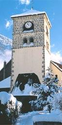 Samoens, Mont Blanc, France