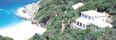 Rovinia House, Corfu
