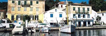 Gaios waterfront