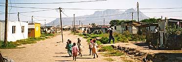 New Rest, Cape Town, S