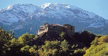 The Kasbah du Toubkal, Morocco