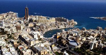 St Julians Sliema, Malta