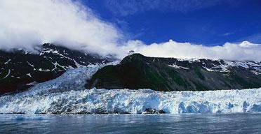 Icebergs, Alaska