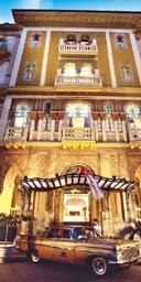 Hotel Sevilla, Havana