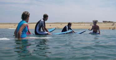 Travel: surfing
