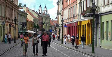 South Daukanto Street, Kaunas