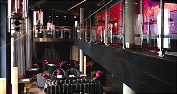 Kube bar, Paris