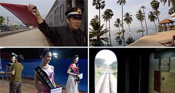 Singapore to Bangkok train journey