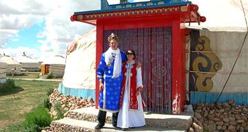 Mongolian honeymoon