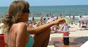 Palanga Beach, Lithuania