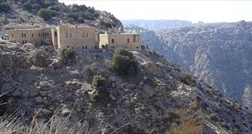 Dana Guesthouse, Jordan