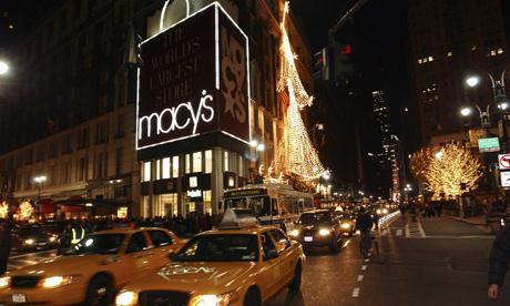 Macy's department store, New York