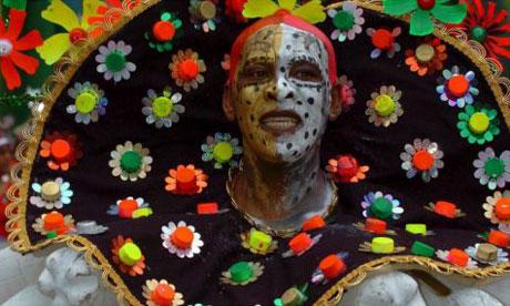 Dominican Carnival Santo Domingo