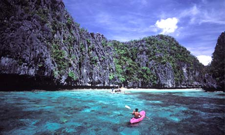 Top 10 beaches: Palawan, Philippines