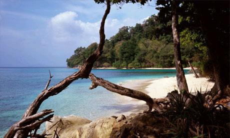 Radhanagar beach, Andaman Islands