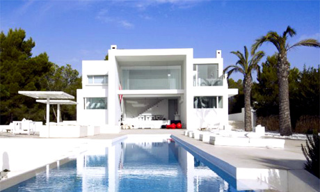 Libelai villa in Ibiza