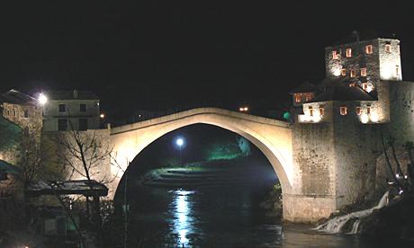 Bosnia -  Mostar bridge