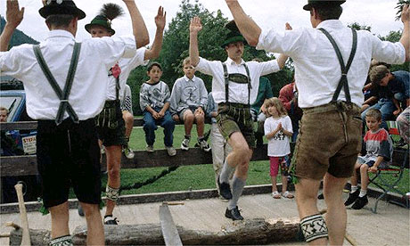ENTERTAINERS VISITING BAOR - Page 3 Dancegermany10a