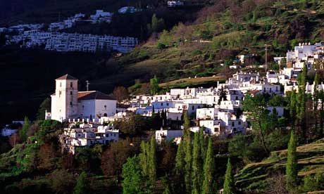 The Andalucian Hills, Spa