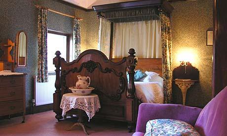 Hodgkinson's Hotel, Derbyshire