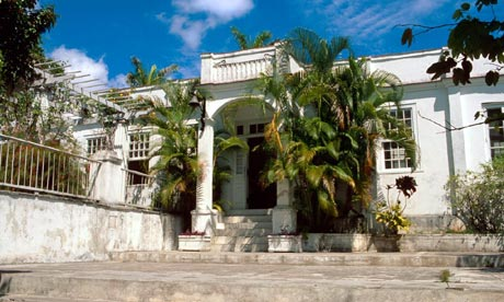 Finca Vigia, Ernest Hemingway's old house in Cuba
