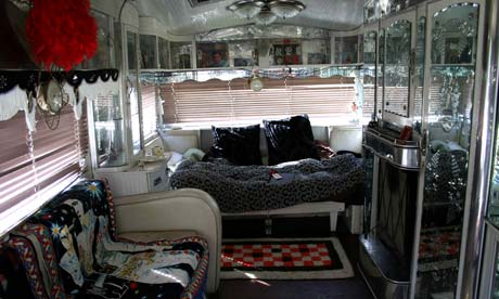 Modern Gypsy Caravans http://www.guardian.co.uk/travel/2007/aug/29/camping.uk