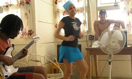 Musicians in Cuba