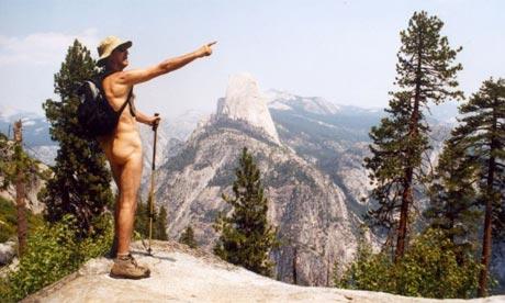 Нудисты в горах фото