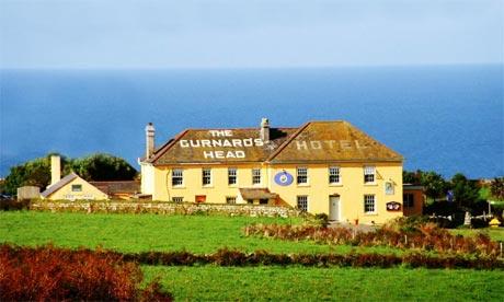 The Gurnard's Head, Zennor, Cornwall