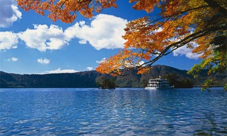 Lake Towada, Japan