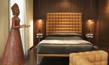 Top 10 Madrid Hotels Travel The Guardian