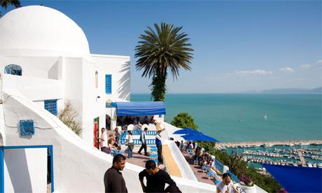 Sidi Bou Said - Tunisia - тунис